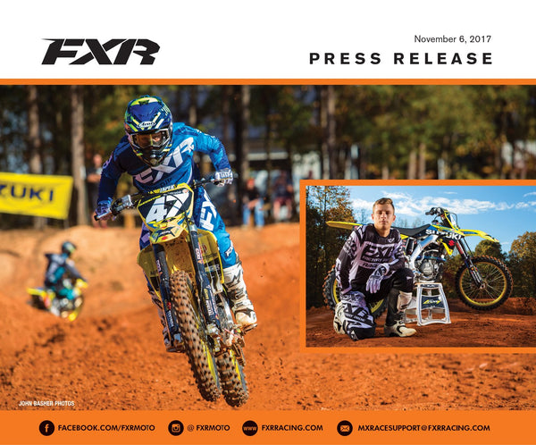 The Return of Jimmy Decotis to FXR Race Program