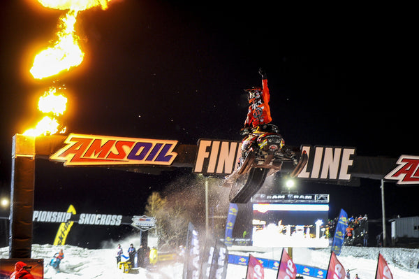 DULUTH, MN | AMSOIL SNOCROSS NATIONAL November 23-25, 2018 Spirit Mountain