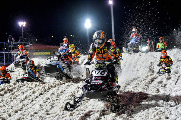 DEADWOOD, SD | USAF SNOCROSS NATIONAL