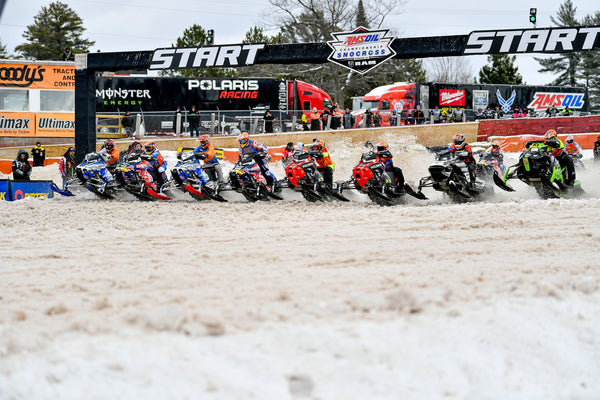 EAGLE RIVER, WI | AMSOIL SNOCROSS NATIONAL