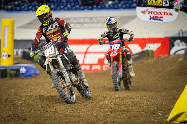 ROUND 6 INDIANAPOLIS INDIANA SUPERCROSS | PHOTO REPORT