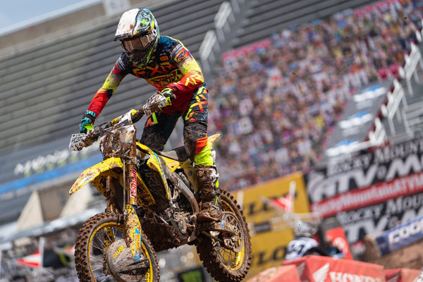 ROUND 13 SALT LAKE CITY SUPERCROSS | PHOTO REPORT