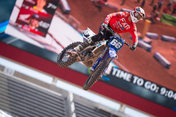 ROUND 11 SALT LAKE CITY SUPERCROSS | PHOTO REPORT