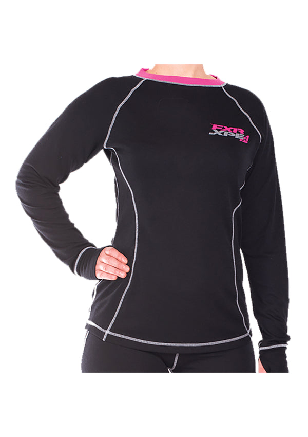 Women's Vapour 20% Merino LS Top