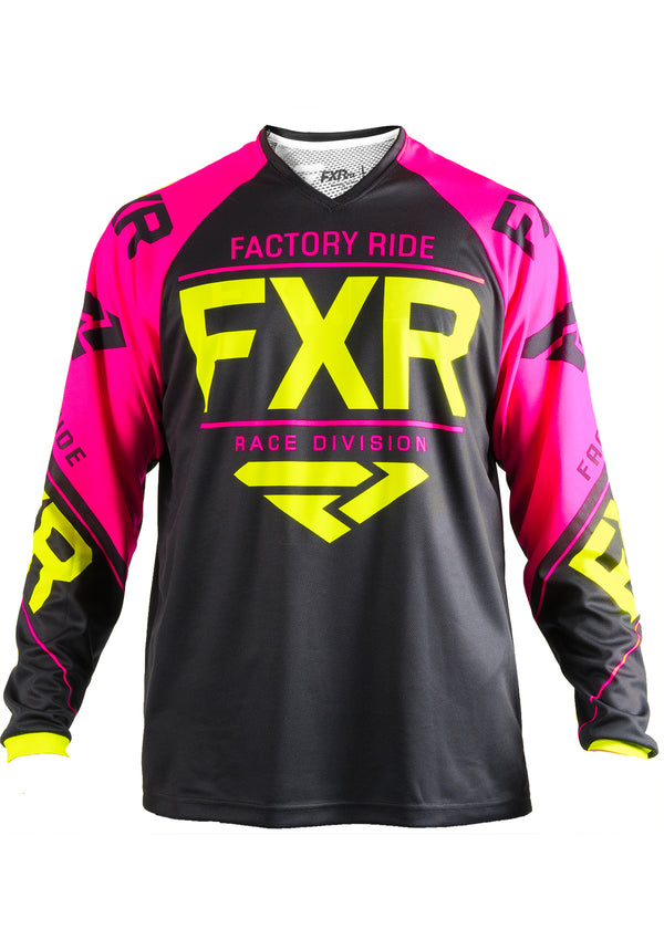 Youth Clutch Retro MX Jersey 18