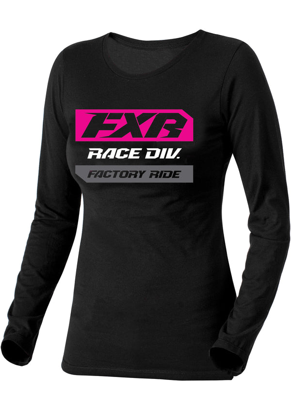 W Race Division Longsleeve 19