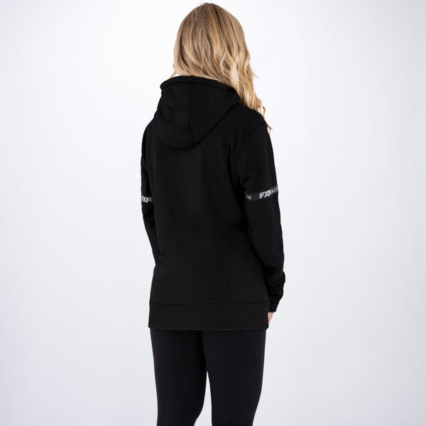 Women's Race Division Tech Pullover Hoodie