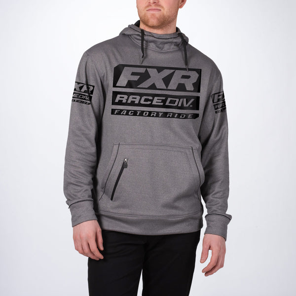 Men's Race Division Tech Pullover Hoodie