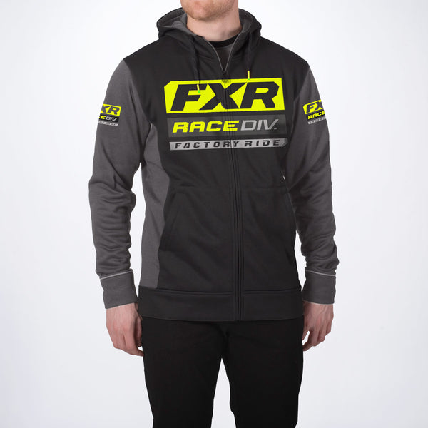 Men's Race Division Tech Hoodie