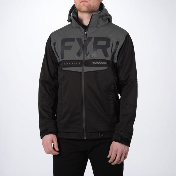 Men's Helium Ride Softshell Jacket