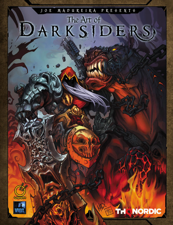 The Art of Darksiders (Hardcover)