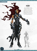 The Art of Darksiders III (Hardcover)
