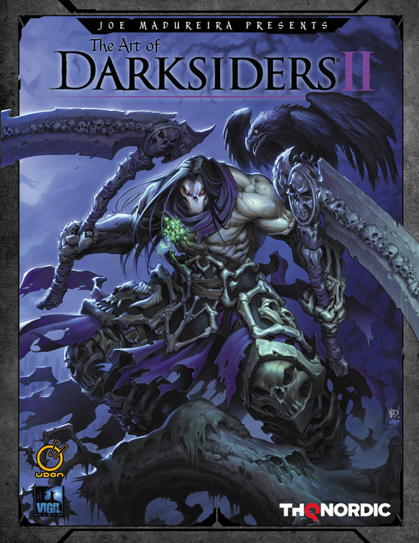 The Art of Darksiders II (Hardcover)