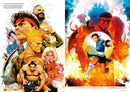 PRE-ORDER The Art of Street Fighter HC - Online Exclusive Edition