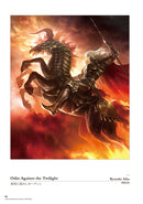 Rage of Bahamut: Official Art Works
