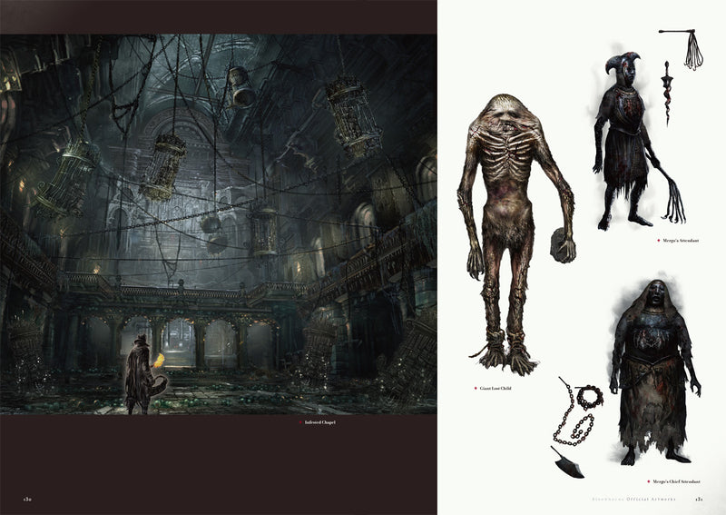 Bloodborne: Official Artworks