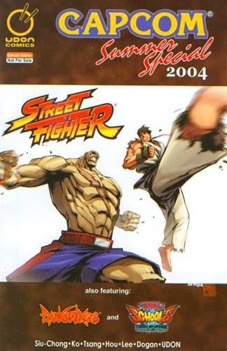 Capcom Summer Special 2004 - Special Edition