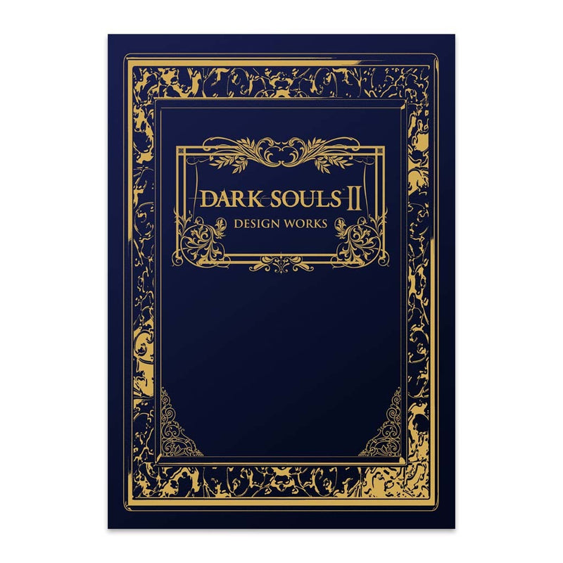 Dark Souls II: Design Works (Hardcover)