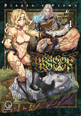 Dragon's Crown Volume 1