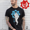 Limited Edition Gears of War - Kait Diaz 'Bound by Blood' Manga T-Shirt
