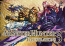 Monster Hunter Illustrations 3 - Hardcover