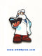 Mega Man Classic Collector's Pin - Dr. Light