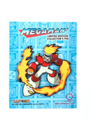 Mega Man Robot Masters Collector's Pin - Fire Man