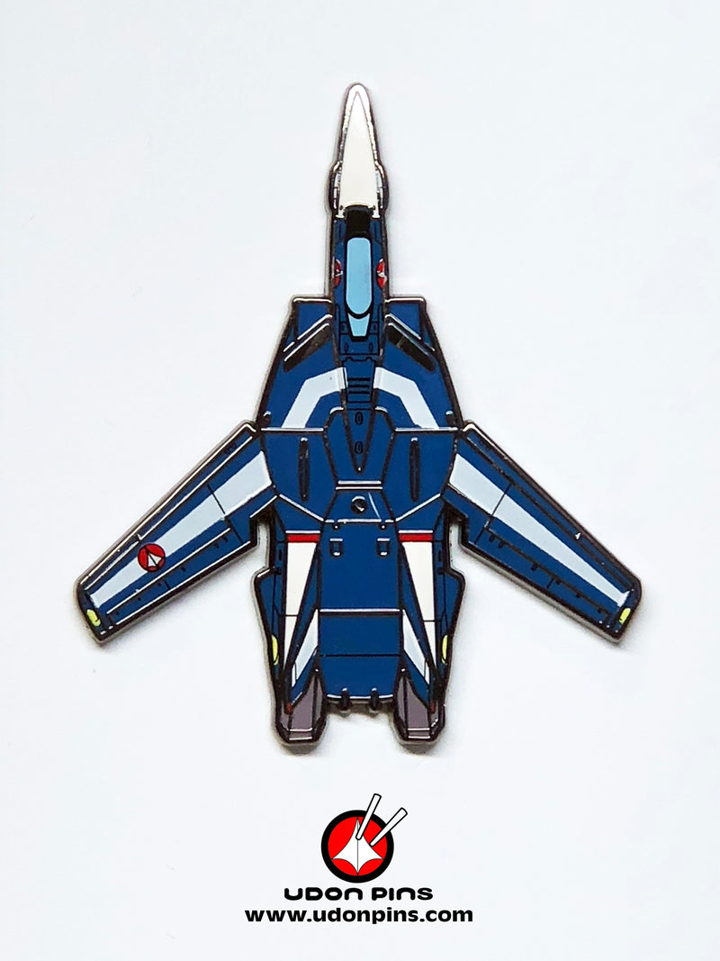 ROBOTECH MACROSS - VF-1J Max Sterling Pin