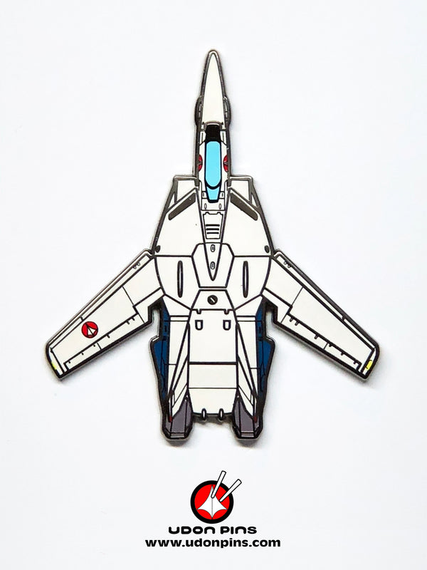 ROBOTECH: MACROSS - VF-1A Max Sterling Pin