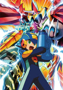 Mega Man Battle Network: Official Complete Works (Hardcover)