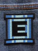 Mega Man Embroidered Energy Tank Patch