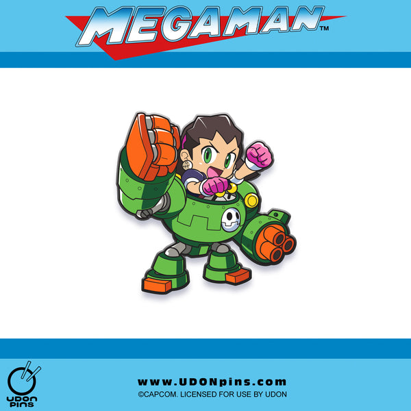 Mega Man Legends - Tron Bonne Collector's Pin - PRE-ORDER