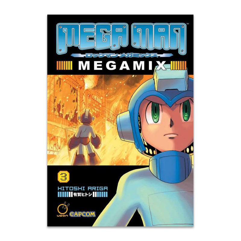 Mega Man: Megamix Vol.1-3 (Bundle)