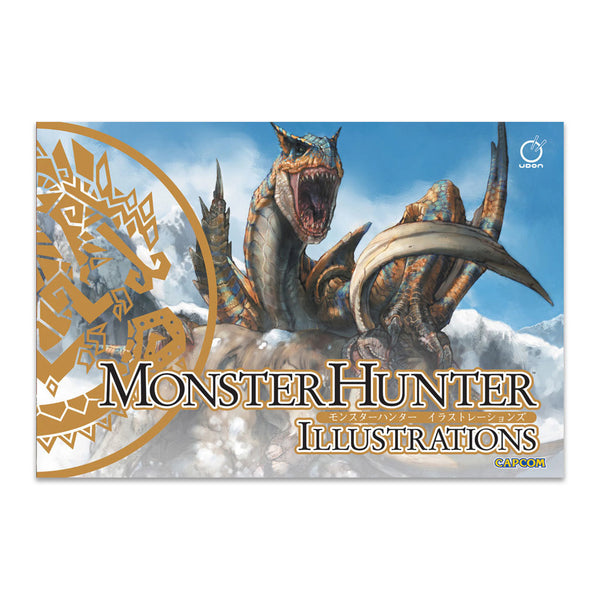 Monster Hunter Illustrations 1 (Hardcover)