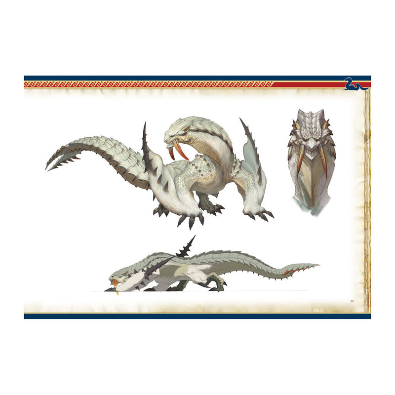 Monster Hunter Illustrations 2 (Hardcover)