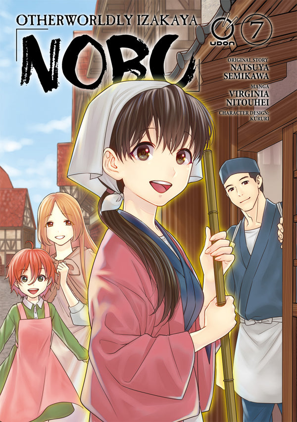 Otherworldly Izakaya Nobu Volume 7