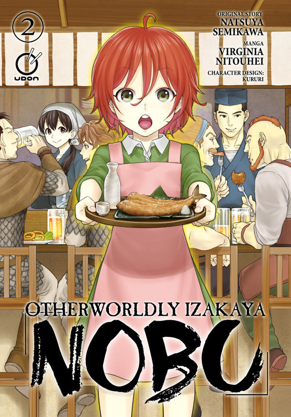 Otherworldly Izakaya Nobu Volume 2