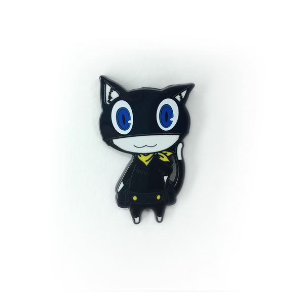 Persona 5 Morgana Collector's Pins