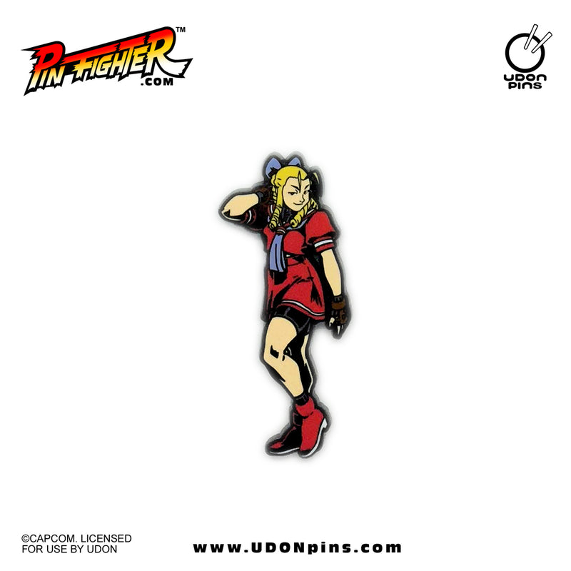 Pin Fighter - Street Fighter: Alpha Series