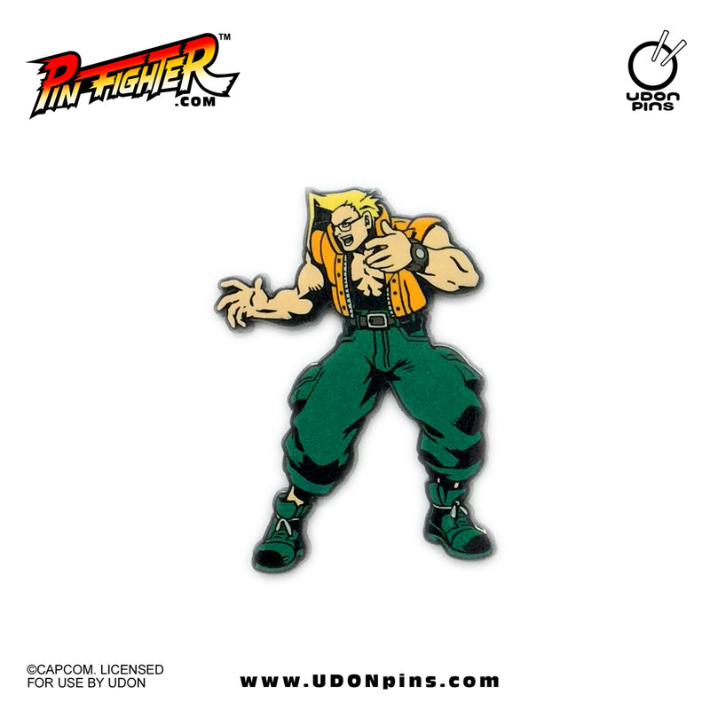 Pin Fighter - Street Fighter: American Series
