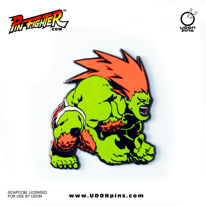 Pin Fighter - Street Fighter Alpha 3 Series 1 Collectible Pins