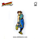 Pin Fighter - Street Fighter Chun-Li Alpha 3