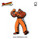 Pin Fighter - Street Fighter: Wild Card Series