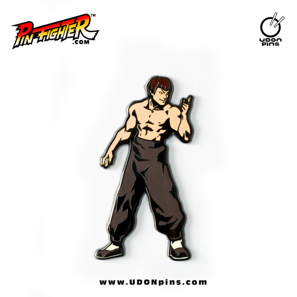Pin Fighter - Street Fighter Fei Long Pin