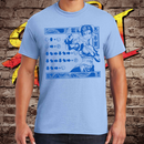Street Fighter Move Set Tee - Chun-Li