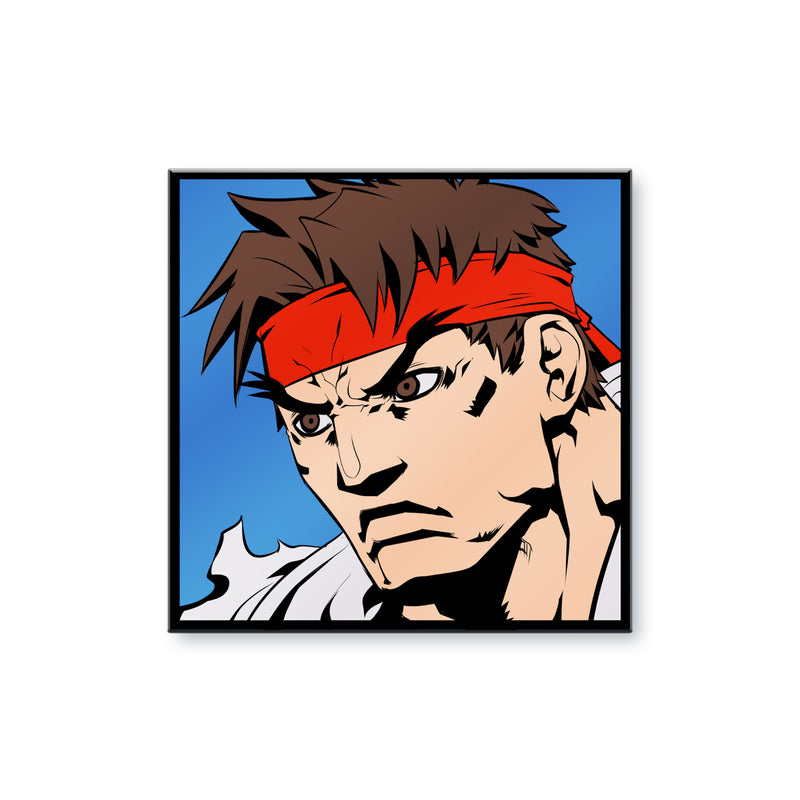 Super Street Fighter II Turbo Character Select Pins - Single Character Variants