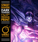 M. Bison - Street Fighter: Dark Warriors Premium Print