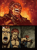 Street Fighter Origins: Akuma (Hardcover)