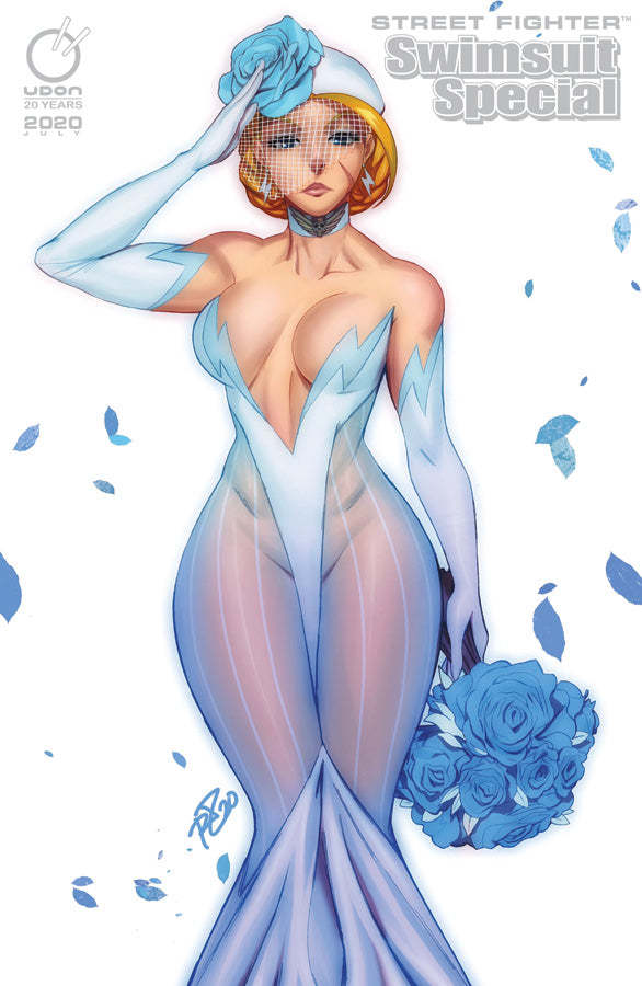 2020 Street Fighter Swimsuit Special CVR X1 - Bride Cammy - Online Exclusive