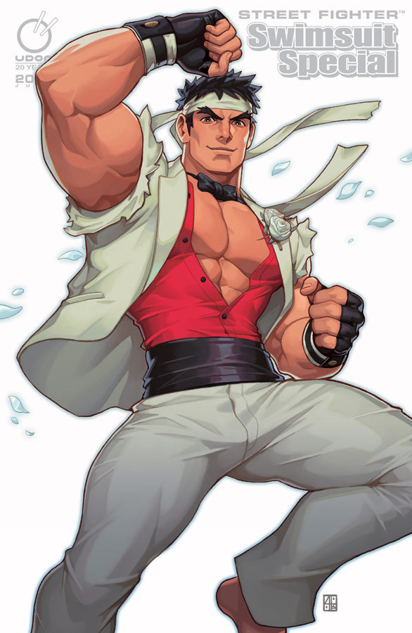 2020 Street Fighter Swimsuit Special CVR X2 - Groom Ryu - Online Exclusive (Pre-Order)